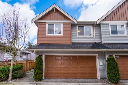 R2335411 - 9 8380 NO. 2 ROAD, Woodwards, Richmond, BC - Townhouse