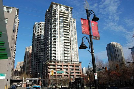 R2335469 - 2603 977 MAINLAND STREET, Yaletown, Vancouver, BC - Apartment Unit