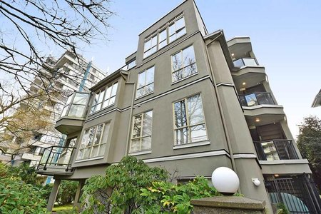 R2335516 - 402 4688 W 10TH AVENUE, Point Grey, Vancouver, BC - Apartment Unit
