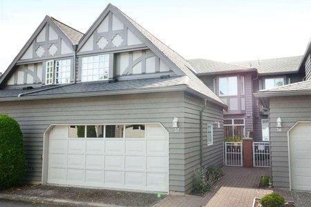 R2335718 - 37 6100 WOODWARDS ROAD, Woodwards, Richmond, BC - Townhouse