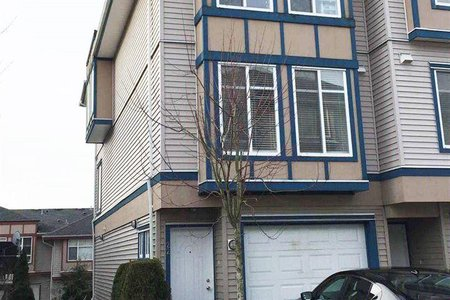 R2335765 - 22 13899 LAUREL DRIVE, Whalley, Surrey, BC - Townhouse