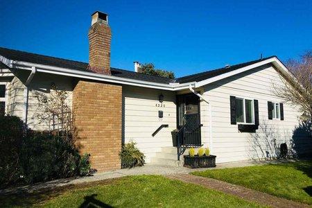 R2335987 - 4220 HERMITAGE DRIVE, Steveston North, Richmond, BC - House/Single Family