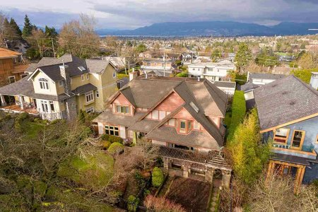 R2336152 - 2221 W 34TH AVENUE, Quilchena, Vancouver, BC - House/Single Family