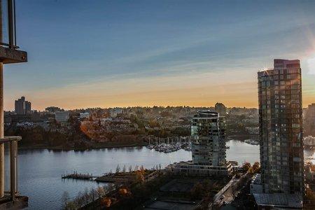 R2336334 - 2301 388 DRAKE STREET, Yaletown, Vancouver, BC - Apartment Unit