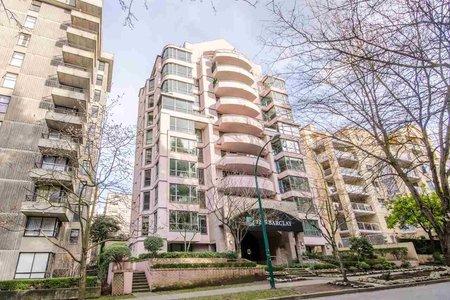 R2336499 - 1002 1265 BARCLAY STREET, West End VW, Vancouver, BC - Apartment Unit