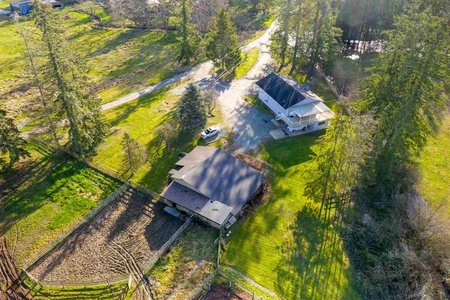 R2336710 - 21989 0 AVENUE, Campbell Valley, Langley, BC - House with Acreage