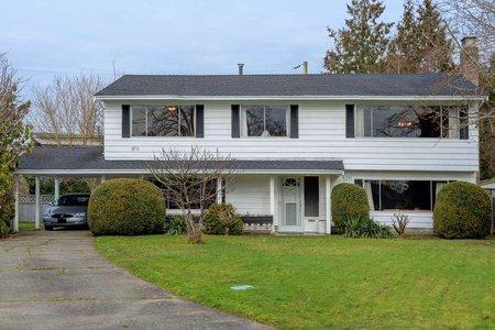 R2336730 - 8711 FAIRDELL PLACE, Seafair, Richmond, BC - House/Single Family