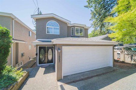 R2336900 - 1883 WESTOVER ROAD, Lynn Valley, North Vancouver, BC - House/Single Family
