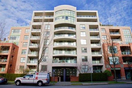 R2337008 - 305 503 W 16TH AVENUE, Fairview VW, Vancouver, BC - Apartment Unit