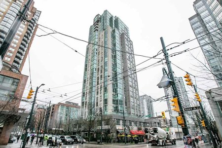 R2337040 - 805 1188 HOWE STREET, Downtown VW, Vancouver, BC - Apartment Unit