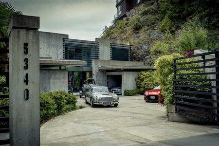 R2337196 - 5340 SEASIDE PLACE, Caulfeild, West Vancouver, BC - House/Single Family