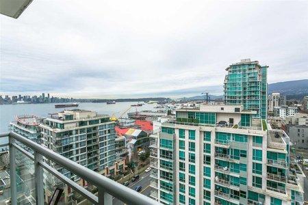 R2337400 - 1707 188 E ESPLANADE, Lower Lonsdale, North Vancouver, BC - Apartment Unit