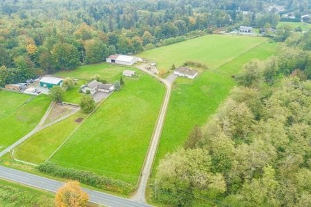 R2337431 - 6754 256 STREET, County Line Glen Valley, Langley, BC - House with Acreage