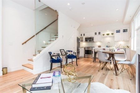 R2337687 - 1078 NICOLA STREET, West End VW, Vancouver, BC - Townhouse