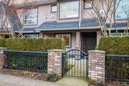 R2337707 - 17 7333 TURNILL STREET, McLennan North, Richmond, BC - Townhouse