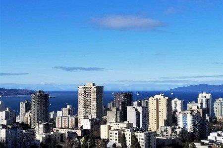 R2337714 - 2605 1028 BARCLAY STREET, West End VW, Vancouver, BC - Apartment Unit