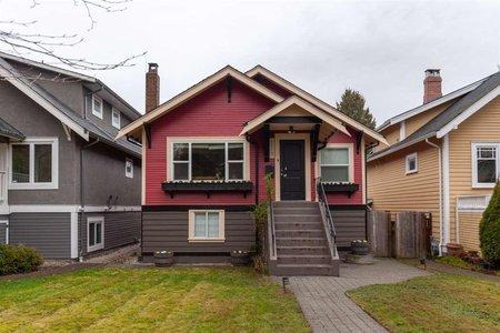 R2337740 - 3573 W 13TH AVENUE, Kitsilano, Vancouver, BC - House/Single Family