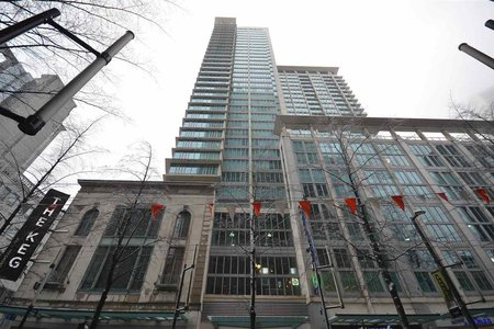 R2337948 - 1113 610 GRANVILLE STREET, Downtown VW, Vancouver, BC - Apartment Unit