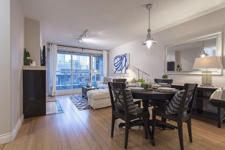 R2338001 - 502 560 CARDERO STREET, Coal Harbour, Vancouver, BC - Apartment Unit