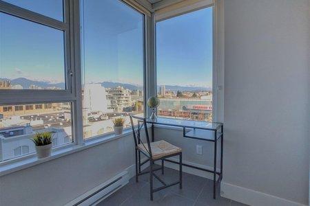 R2338152 - 805 538 W 7TH AVENUE, Fairview VW, Vancouver, BC - Apartment Unit