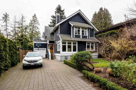 R2338187 - 5875 ALMA STREET, Southlands, Vancouver, BC - House/Single Family