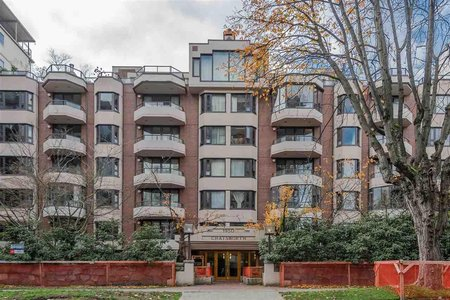 R2338304 - 305 1950 ROBSON STREET, West End VW, Vancouver, BC - Apartment Unit