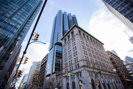 R2338324 - 1706 838 W HASTINGS STREET, Downtown VW, Vancouver, BC - Apartment Unit