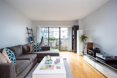 R2338342 - 411 2120 W 2ND AVENUE, Kitsilano, Vancouver, BC - Apartment Unit