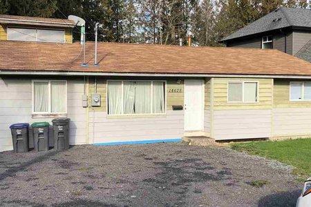 R2338539 - 14675 60A AVENUE, Sullivan Station, Surrey, BC - House/Single Family
