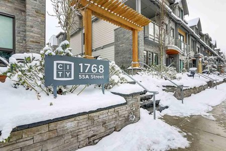 R2338551 - 311 1768 55A STREET, Cliff Drive, Delta, BC - Townhouse