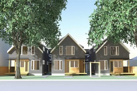 R2338677 - 4421 WELWYN STREET, Mount Pleasant VE, Vancouver, BC - House/Single Family