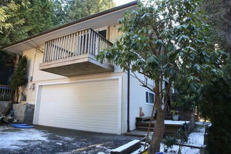 R2338775 - 6789 MARINE DRIVE, Whytecliff, West Vancouver, BC - House/Single Family