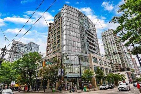 R2338850 - 501 822 SEYMOUR STREET, Downtown VW, Vancouver, BC - Apartment Unit