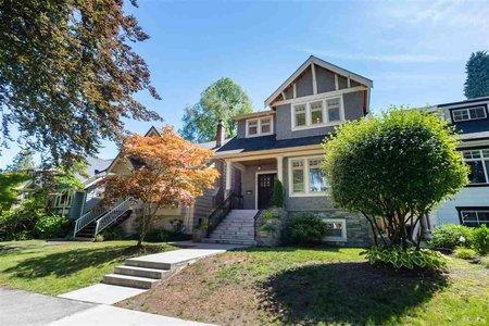 R2338902 - 3562 W 13TH AVENUE, Kitsilano, Vancouver, BC - House/Single Family