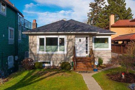R2339053 - 3335 W 16TH AVENUE, Kitsilano, Vancouver, BC - House/Single Family