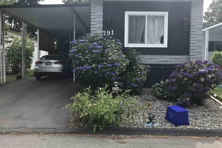 R2339179 - 291 1840 160 STREET, King George Corridor, Surrey, BC - Manufactured