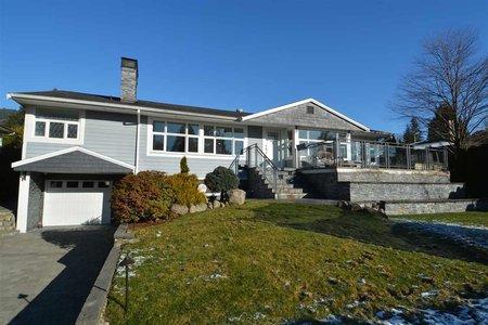 R2339192 - 1435 PALMERSTON AVENUE, Ambleside, West Vancouver, BC - House/Single Family