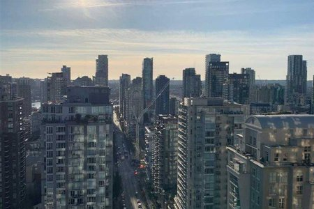 R2339233 - 2606 928 RICHARDS STREET, Yaletown, Vancouver, BC - Apartment Unit