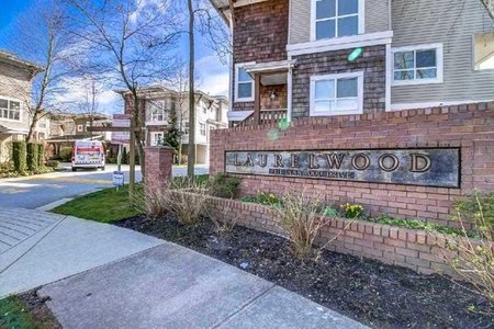 R2339435 - 18 7111 LYNNWOOD DRIVE, Granville, Richmond, BC - Townhouse