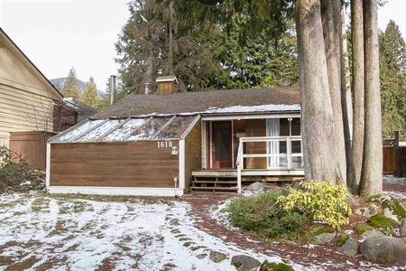 R2339493 - 1618 COLEMAN STREET, Lynn Valley, North Vancouver, BC - House/Single Family