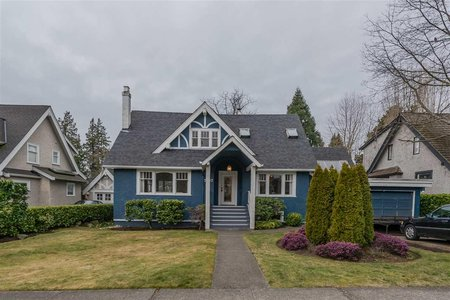 R2339750 - 7087 CYPRESS STREET, Kerrisdale, Vancouver, BC - House/Single Family
