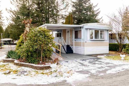 R2339782 - 13 8560 156 STREET, Fleetwood Tynehead, Surrey, BC - Manufactured