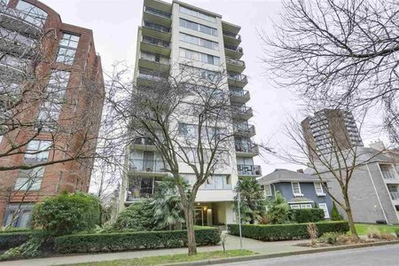 R2339807 - 301 1534 HARWOOD STREET, West End VW, Vancouver, BC - Apartment Unit