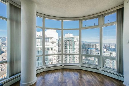 R2340002 - 3505 1199 MARINASIDE CRESCENT, Yaletown, Vancouver, BC - Apartment Unit