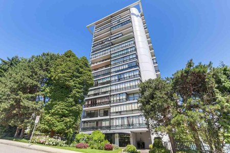 R2340053 - 1403 650 16TH STREET, Ambleside, West Vancouver, BC - Apartment Unit