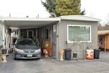 R2340059 - 6 8266 KING GEORGE BOULEVARD, Bear Creek Green Timbers, Surrey, BC - Manufactured