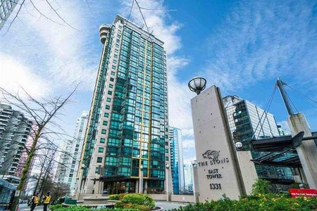 R2340293 - 2703 1331 ALBERNI STREET, West End VW, Vancouver, BC - Apartment Unit