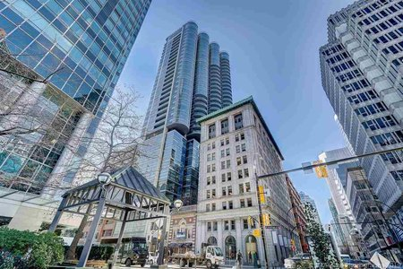 R2340334 - 2005 838 W HASTINGS STREET, Downtown VW, Vancouver, BC - Apartment Unit