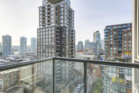 R2340564 - 1107 1010 RICHARDS STREET, Yaletown, Vancouver, BC - Apartment Unit