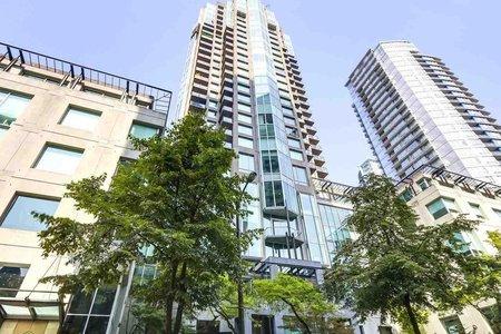 R2340582 - 1102 889 HOMER STREET, Downtown VW, Vancouver, BC - Apartment Unit